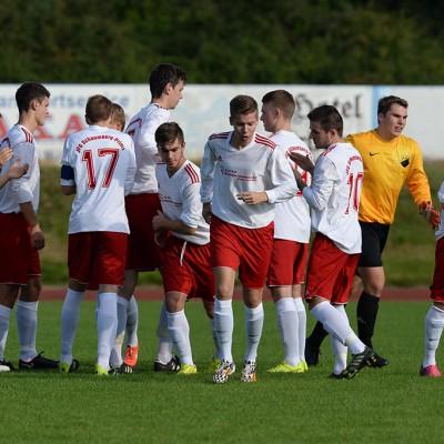 A-Jugend gewinnt 5:0 bei der SG Sulzbachtal