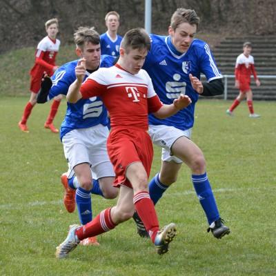 U19 muss gegen Saarlouis/Dillingen erste Saisonniederlage hinnehmen
