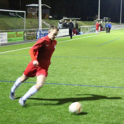 A-Jugend gewinnt in Rohrbach mit 2:1