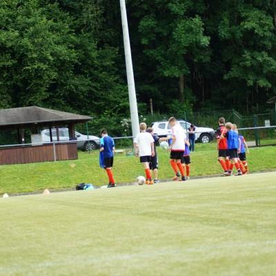 C-Jugend gewinnt Testspiel gegen Hofelder U17