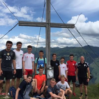 JFG on tour in Österreich